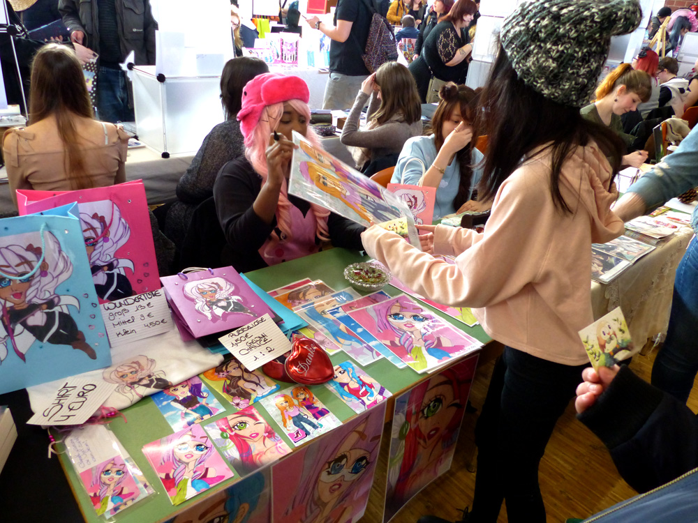 comic und manga convention